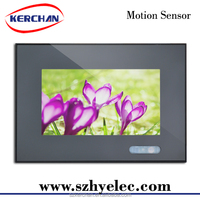 7 inch motion sensor advertising screen/affiliate programs