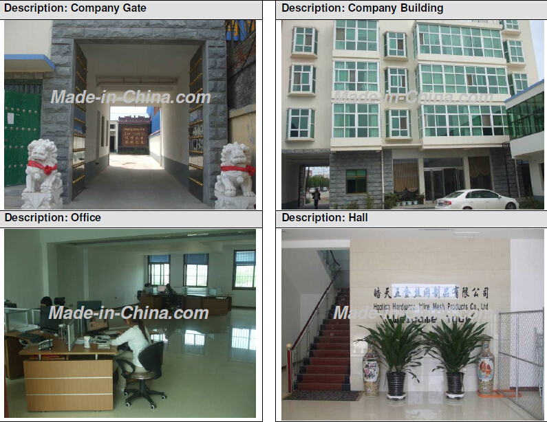 emergency disaster portable chain link construction panels/ mobile guard chain link fencing panel/portable panel fences