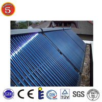 Integrative Solar Water Heater Parts Flat Plate Solar Collector