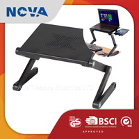 Factory price 360 degree cooling fan OEM home metal laptop stand