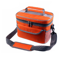 The new fashion shoulder oxford lunch cooler bag