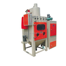 Drum-type sandblaster,used sandblasting equipment for sale