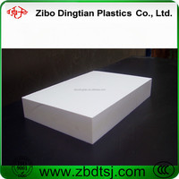 25mm PVC foam sheet for construction/lamination PVC