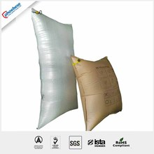PP woven air dunnage bag for container