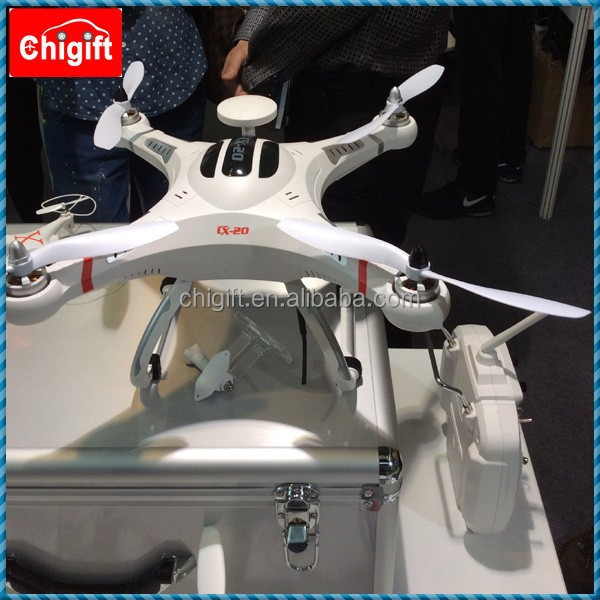 CX20 CX-20 2.4G GPS RC Quadcopter with simple Gimbal