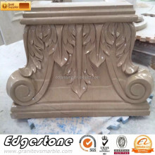 Natural Granite Marble Stone Pedestal