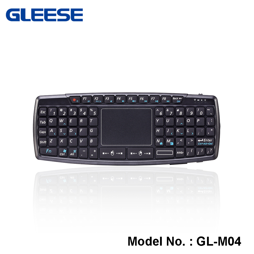 New Arrive Colored wireless gaming keyboard and mouse combo for laptop computer