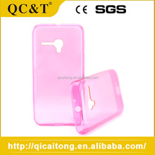 Custom Popular Inner Scrub Matter Tpu Cell Phone Case For Alcatel Pixi 3 3G OT4027 OT5017