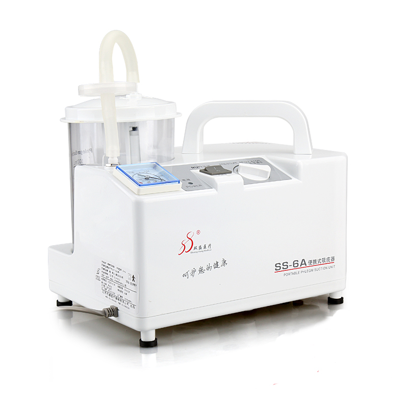 hot sale Portable phlegm hospital suction unit with high quality