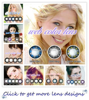 colorful cheap charming eyes fashional contact lenses