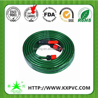 Best products for import odorless flexible UV Resistant rain gun irrigation Garden Hose