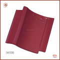 Promotional lightweight material roofing colorful steel roofing tile