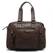 Alibaba suppliers wholesale excellent quality and practical leather tote bag