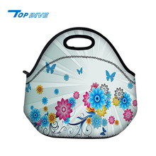 Customized color 3.5mm lunch bag inner cool girls frozn cooler