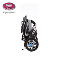 Manual wheelchair with joystick controller for electric wheelchair