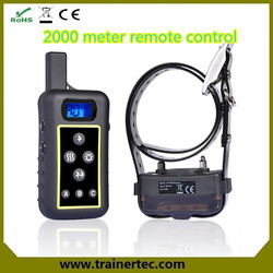 remote collar dog training DT2000 help you how to train dog