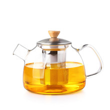 Coffee Tea Sets Drinkware Type and Teapots Material Moroccan hand blown glass teapot