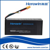 Wholesale high Voltage 18000mAh 20C 273.6Wh 15.2V rechargeable Lipo battery for UAV/Smart Drone Manufacturer in China