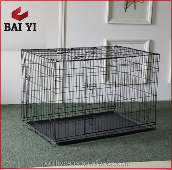 Cheap And Large Metal Dog Kennels For Sale (Direct Sale, Made In China)