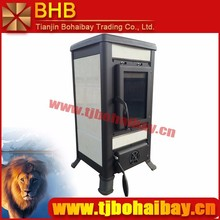 BHB smokeless cast iron and sheet metal material wood stove