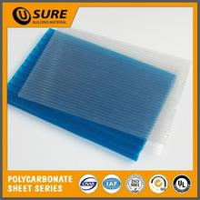 easy installation triple wall x structure polycarbonate plastic sheet used buses for sale