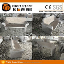 GCF224 China Stone Bench With Back
