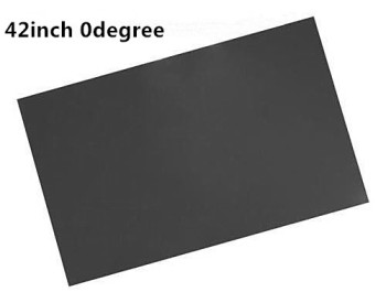 42inch 0degree LCD LED polarizer polarizing film for lcd led TV front film