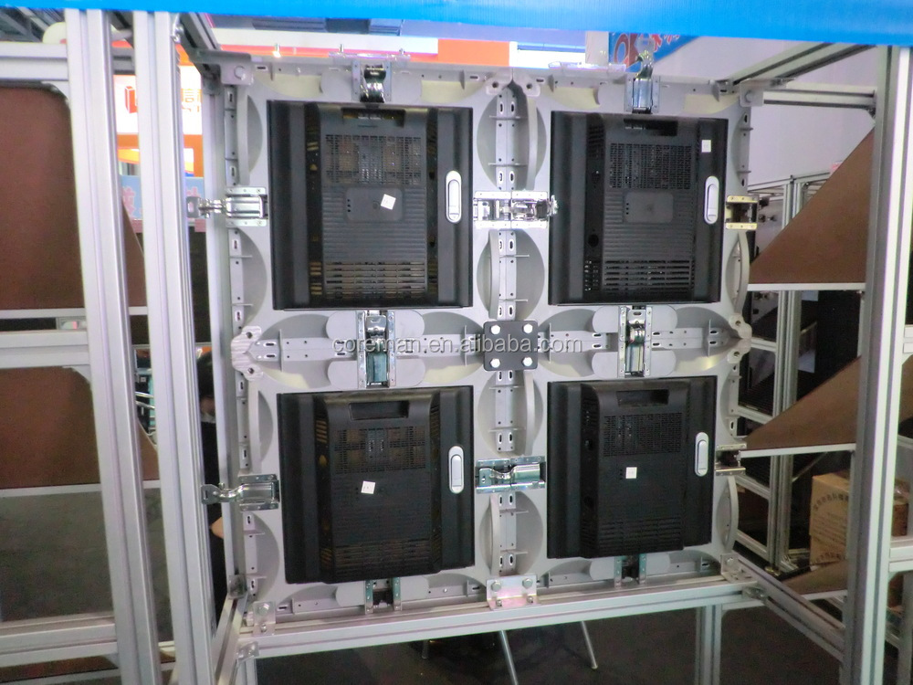 Front service p10 led module 16x32 16x16 32x32 , Outdoor led rental display module p10 p8 , rental led cabinet module p10 p6