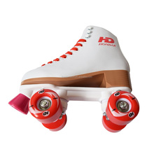 new style high quality custom quad rollers 4 wheels roller skates