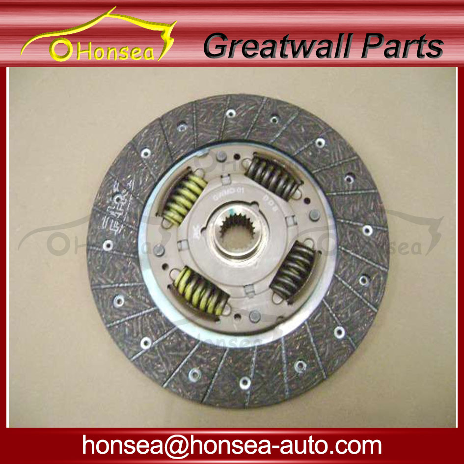 High Quality Great Wall Engine Part Clutch Plate Clutch Disc 1601200-EG01 for Great Wall Spare Parts