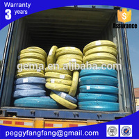 Suction and delivery oil resistant rubber hose oil tank truck hoses industrial rubber hoses flex