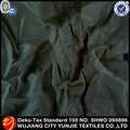 100% polyester 75D imitated memory pu coated twill fabric