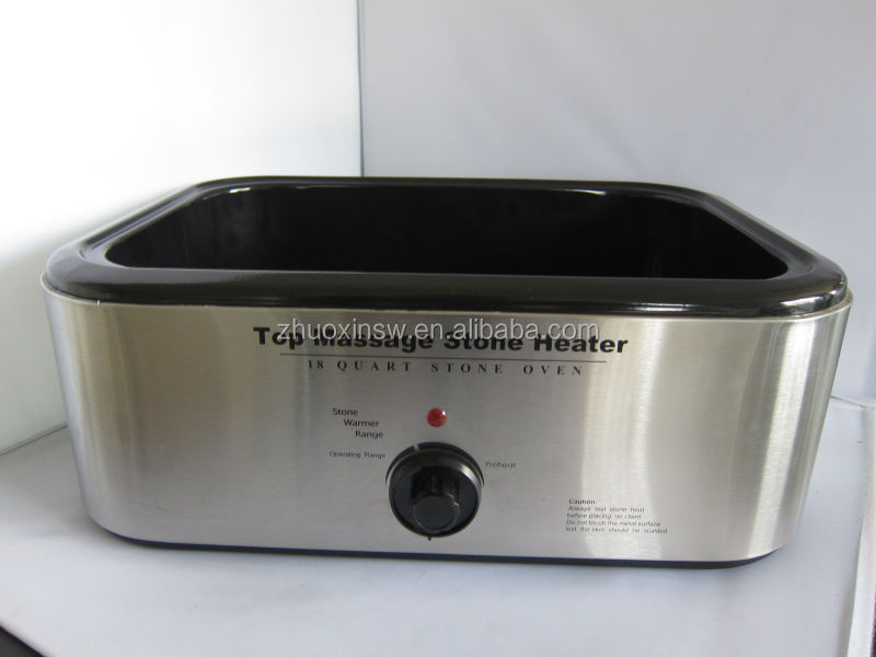 18Q hot stone heater with Rosh certification