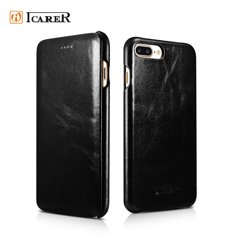 Customized Cow leather for iPhone 7 Plus