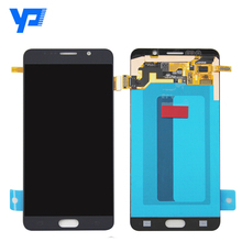 12 Months Warranty LCD for Samsung Note 5 LCD digitizer, LCD with touch screen assembly for Samsung Galaxy Note 5