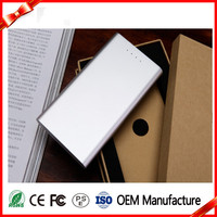 Qualcomm Emergency Portable Power Bank 10000mAh 15MINS Quick Charge QC2.0 Portable Power Bank