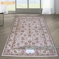 Stylish wool silk braided rugs