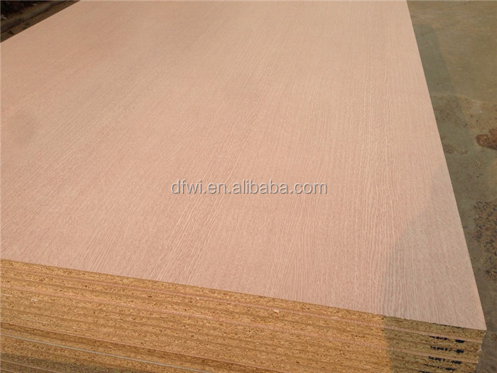 hollow particle board/melamine particle board/Plain partical board