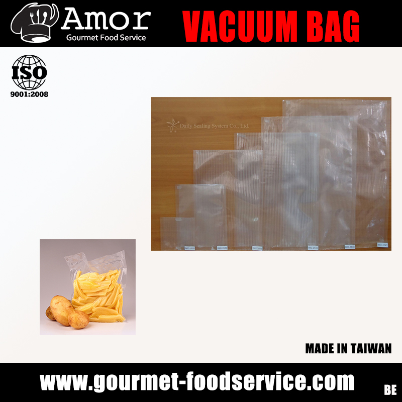 Vacuum Food Packing Plastic Bag