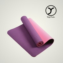 Anti-Tear wear-resisting inflatable tape shrink-proof Eco-Friendly colorful pvc kids exercise mat