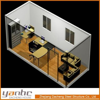 Container Home for Office