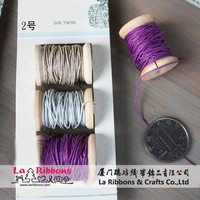 Wholesale diy scrapbooking hemp rope crafts