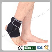 Wholesale neoprene ankle protector ankle support