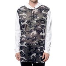 Fashion Camo Color hoody sweater For Men <strong>Design</strong>