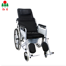 High Quality multi-angle adjustment metal adjustable 8 inch wheelchair wheel