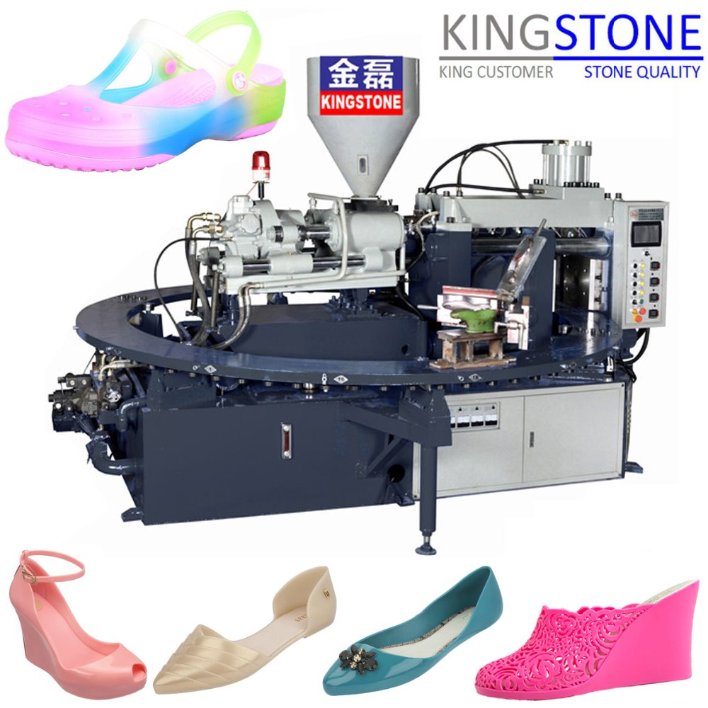 PVC Crystal Shoes Used Making Machinery for Sale JL-128