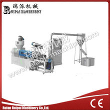 SJ-A Model pp/pe plastic film recycling machine