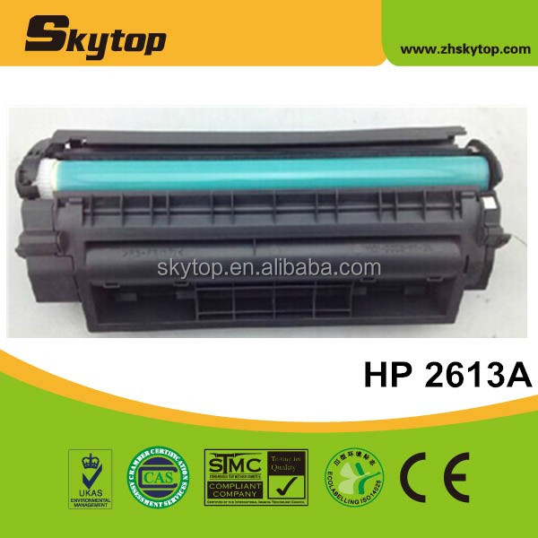 Compatible HP toner cartridge Q2613A laser print toner 1300
