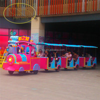 CE approved indoor mini kids amusement park electric train ride for sale