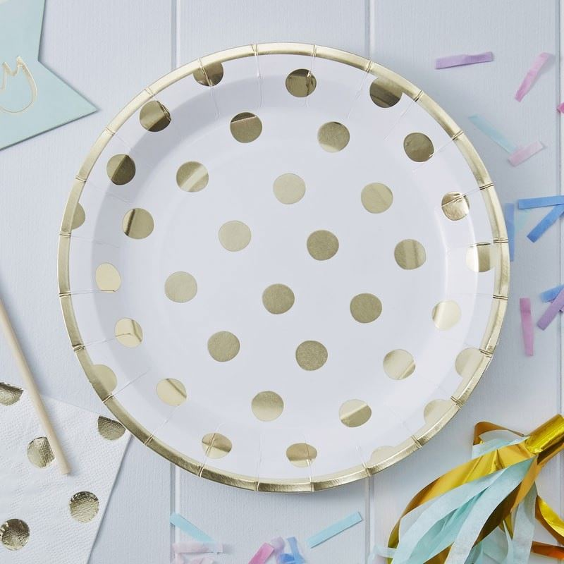 Ningbo Factory disposable party paper plates supplier